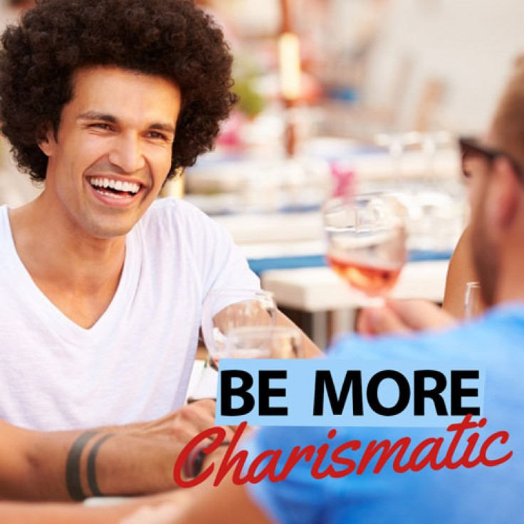 Be More Charismatic