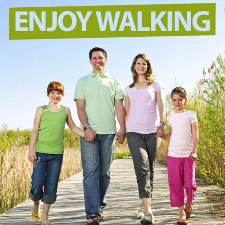 Enjoy Walking