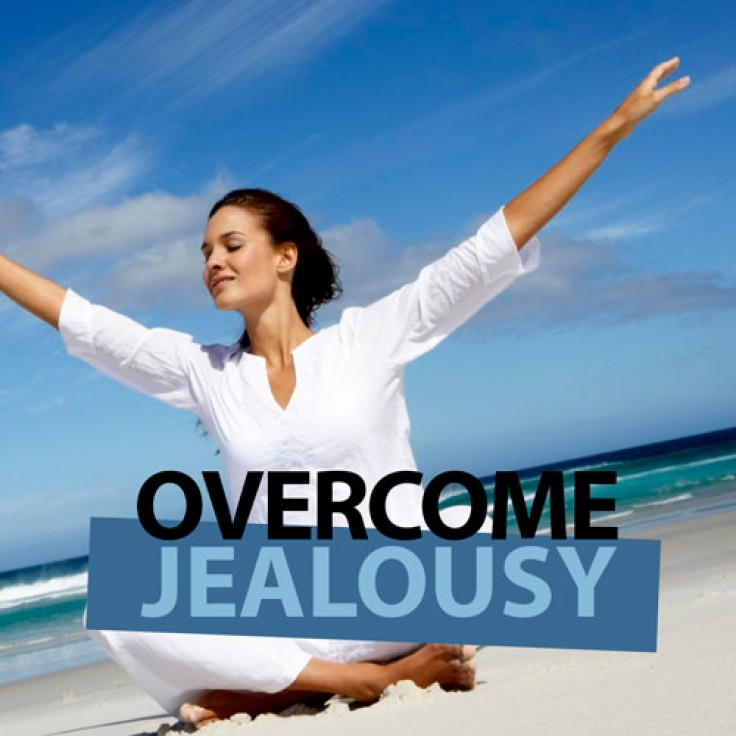 Overcome Jealousy