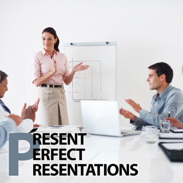 Present Perfect Presentations