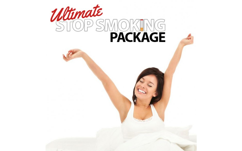 Ultimate Stop Smoking Package