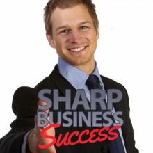 Sharp Business Success